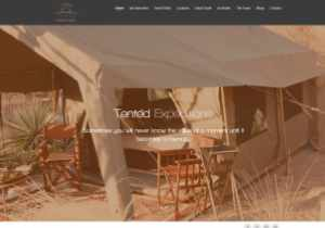 Tented Expeditions